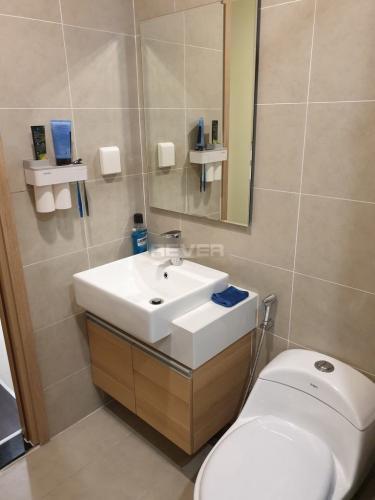 Phòng tắm căn hộ The Sun Avenue, Quận 2 Căn hộ tầng 7 The Sun Avenue bàn giao đầy đủ nội thất tiện nghi.