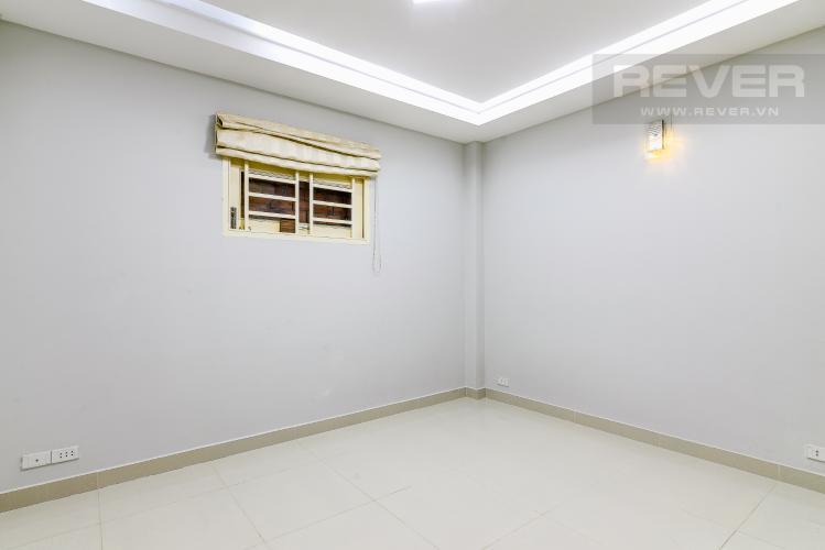 Phòng Ngủ Tầng 1 Cho thuê nhà phố 3 phòng ngủ, đường Chu Văn An, Quận Bình Thạnh