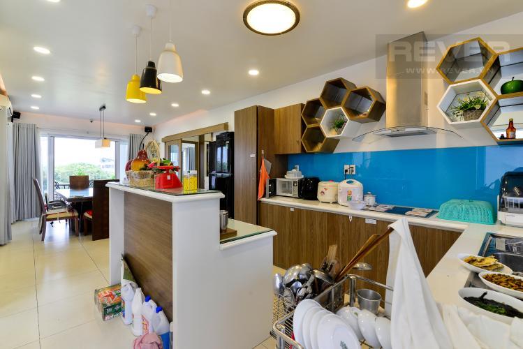 Bếp Tầng 3 Bán nhà phố 3 tầng, đường Cao Đức Lân, An Phú, Quận 2, đầy đủ nội thất, sổ hồng chính chủ