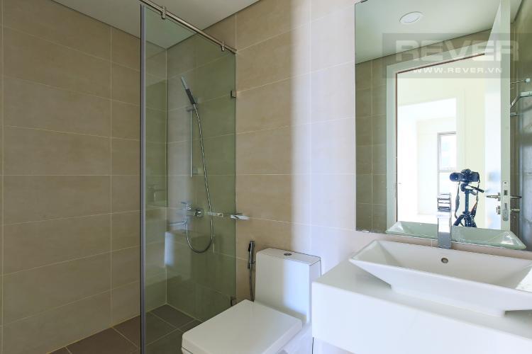 Phòng Tắm 2 Bán căn hộ Masteri Millennium tầng cao, 2PN, có ban công rộng rãi