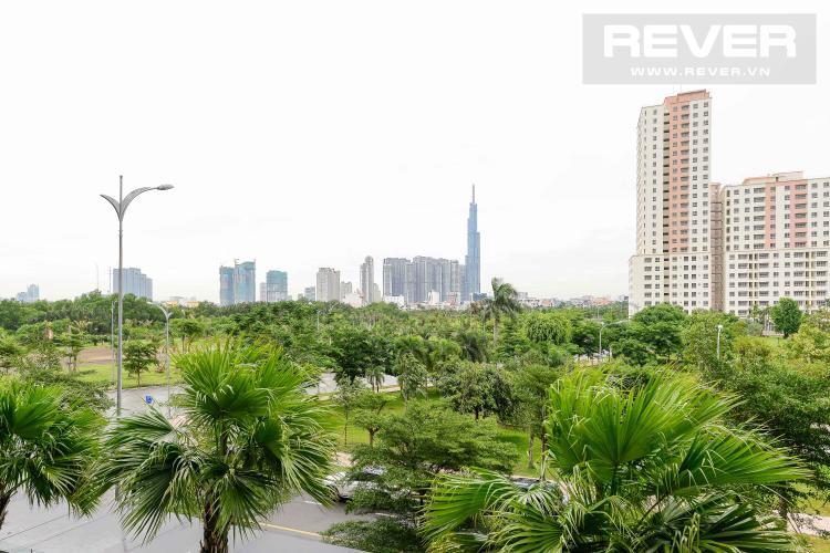 View Bán căn hộ New City Thủ Thiêm 2PN, tháp Venice, diện tích 75m2, view Landmark 81