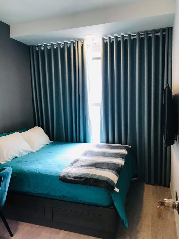 3b43a405c08027de7e91 Cho thuê căn hộ Saigon Royal 1 phòng ngủ, tầng 23, tháp A, đầy đủ nội thất, hướng Tây Bắc