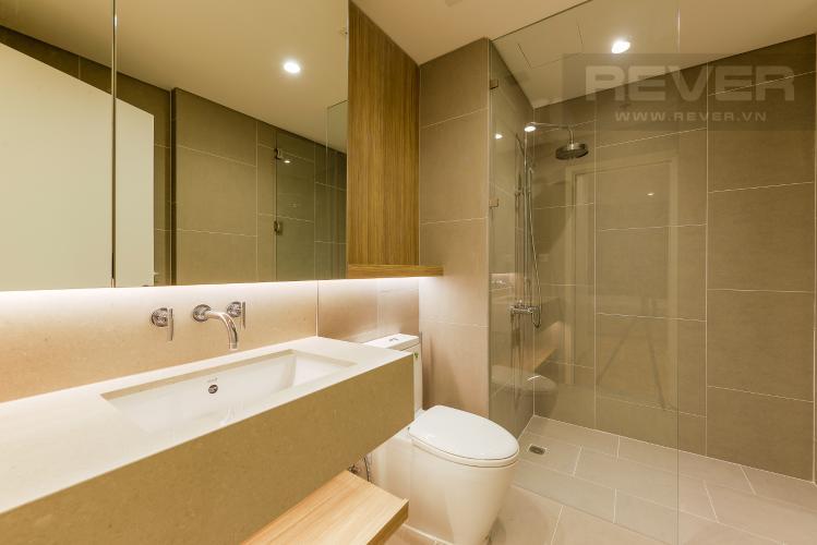 Phòng tắm 2 Căn hộ City Garden tầng cao 2PN đầy đủ nội thất