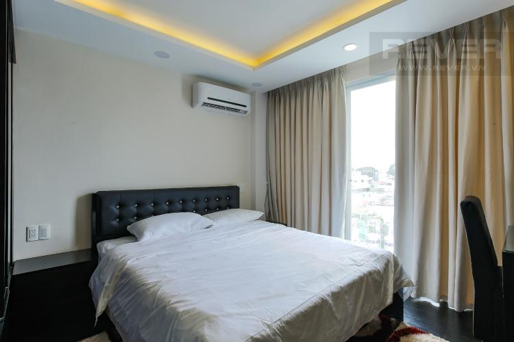 Phòng Ngủ 2 Căn hộ dịch vụ 1 phòng ngủ đường Trần Quang Diệu Quận 3
