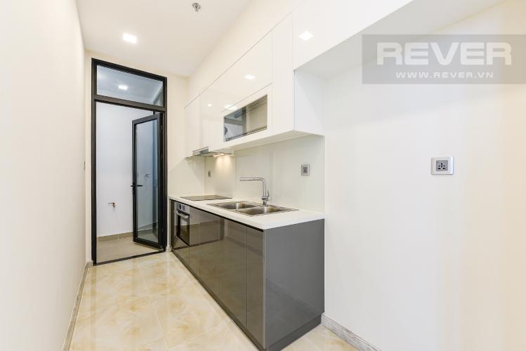 Bếp Căn hộ Vinhomes Golden River 2 phòng ngủ tầng trung A4 nhà trống