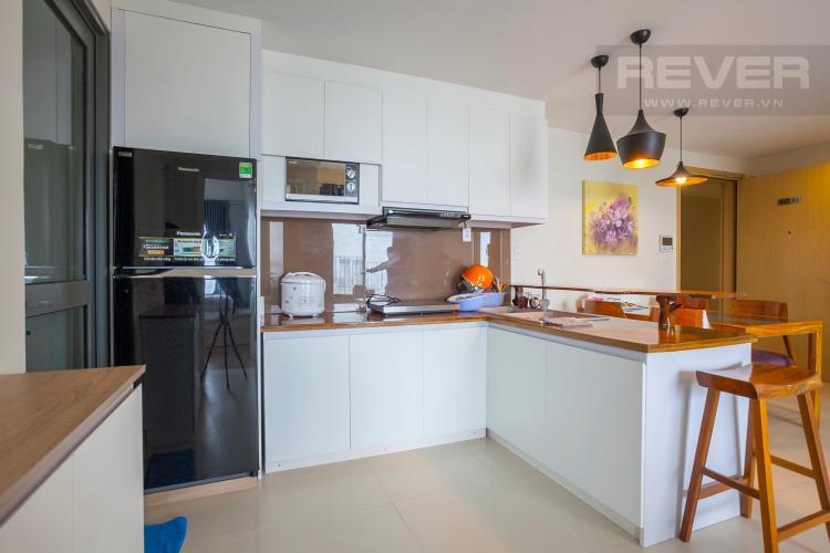 Nhà Bếp Căn hộ Masteri Thảo Điền 2 phòng ngủ tầng cao T5 hướng Đông Nam