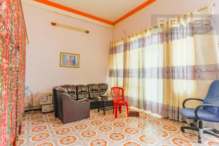Phòng Khách Nhà phố 6 phòng ngủ hướng Tây Bắc đường Số 1 Bình Thuận Quận 7