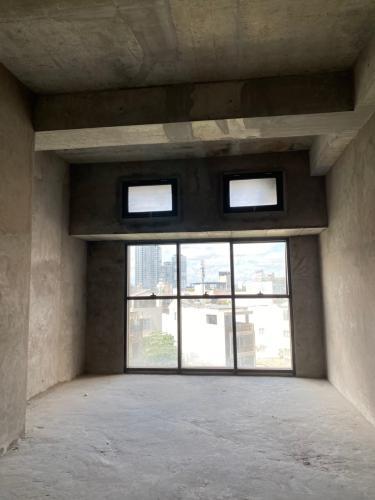 Office-tel The Sun Avenue không có nội thất, thích hợp làm văn phòng.