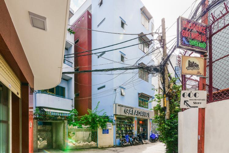 Nhà phố đường Phạm Viết Chánh Quận 1, 6 phòng ngủ