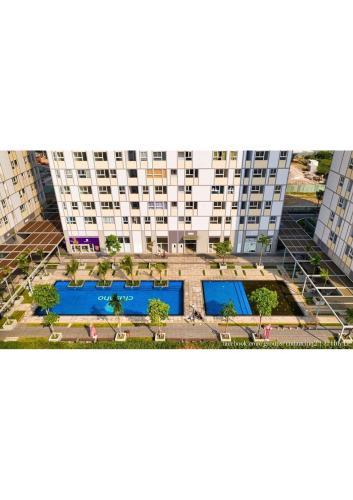 Tiện ích khu căn hộ Citisoho Cho thuê căn hộ Citisoho 2PN, tầng 21, nội thất cơ bản, bao phí quản lý