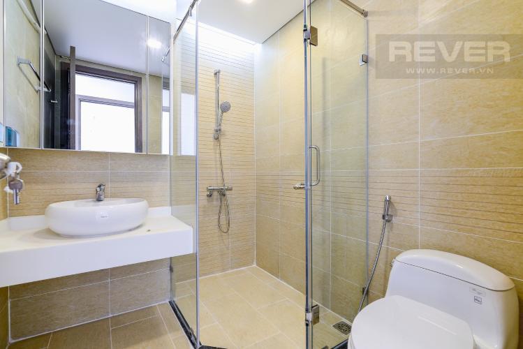 Phòng Tắm 1 Bán căn hộ Vinhomes Central Park 2PN, tầng cao, Park 7, nội thất cơ bản
