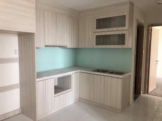 Bán căn hộ Safira Khang Điền 1PN, tầng thấp, nội thất cơ bản, ban công Tây Bắc