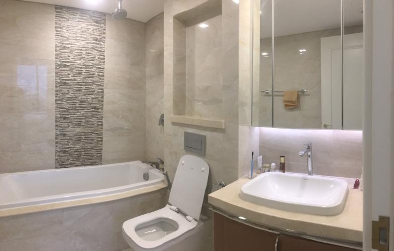 Phòng tắm , Căn hộ vinhomes Golden River , Quận 1 Căn hộ Vinhomes Golden River tầng 19 view thoáng mát, đầy đủ nội thất.