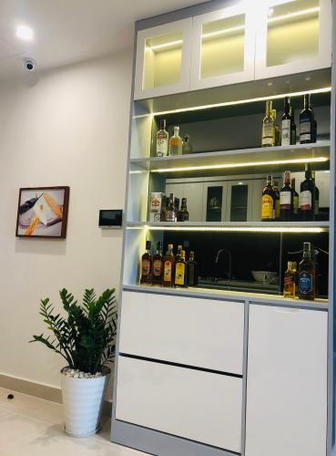 nội thất căn hộ Vinhomes Grand Park quận 9 Căn hộ Vinhomes Grand Park tầng 22, view sông cực đẹp