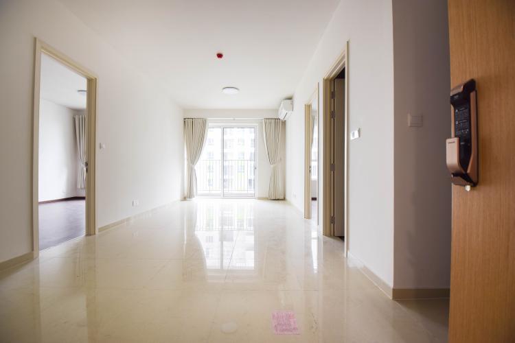 Phòng Khách Căn hộ Vista Verde tòa Orchid 2 phòng ngủ, nội thất trống