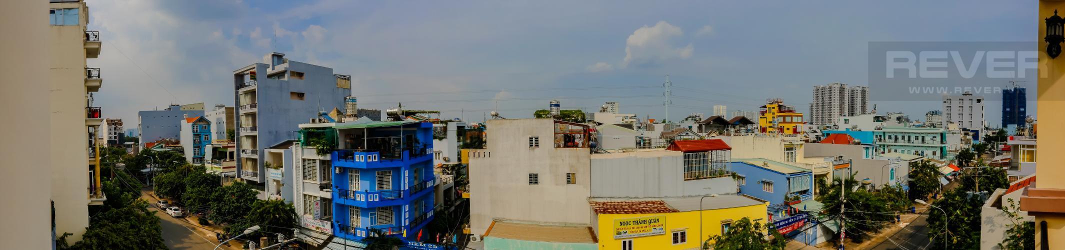 View Nhà phố 6 phòng ngủ hướng Tây Bắc đường Số 1 Bình Thuận Quận 7