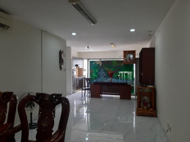 Căn hộ chung cư An Phú tầng trung, view thành phố.