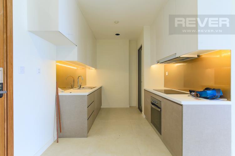 Phòng Bếp Bán và cho thuê căn hộ Masteri Millennium 2PN, rộng rãi, view đẹp