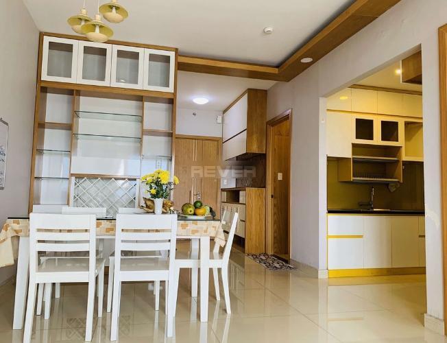 Căn hộ Saigonres Plaza, Bình Thạnh  Căn hộ Saigonres Plaza tầng trung, đầy đủ nội thất.