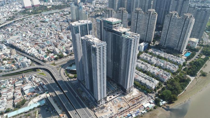 Bán căn hộ tầng cao Sunwah Pearl tiện ích đa dạng, view thành phố.