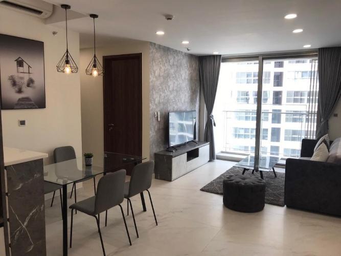 Căn hộ Phú Mỹ Hưng Midtown nội thất hiện đại, view nội khu yên tĩnh.