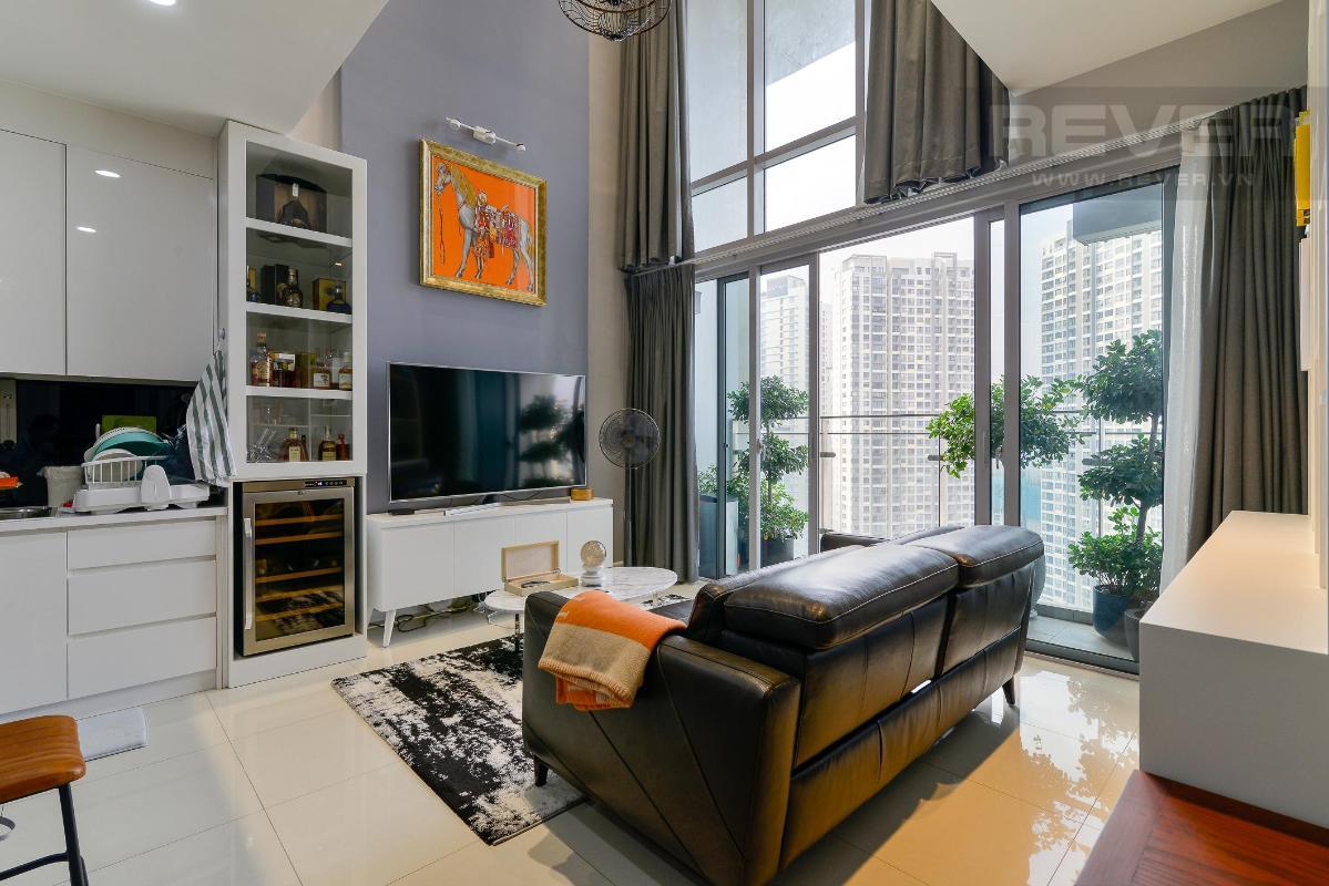 41d67ee2b06b56350f7a Bán căn hộ duplex Estella Heights 3PN, tầng trung, đầy đủ nội thất, view Xa lộ Hà Nội