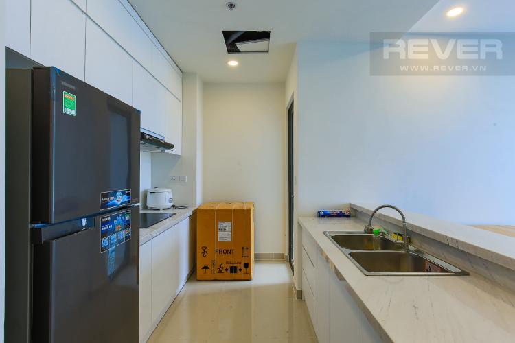 Phòng Bếp Căn hộ The Tresor 2 phòng ngủ tầng cao TS1 đầy đủ nội thất