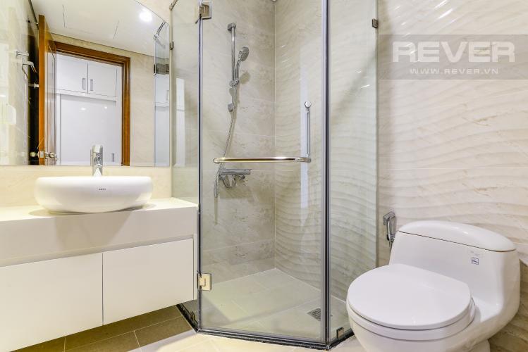 Phòng Tắm 2 Căn góc Vinhomes Central Park 3 phòng ngủ tầng cao L4 hướng Đông Nam