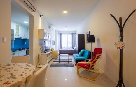 Căn hộ Lexington Residence 1 phòng ngủ tầng trung LC đầy đủ tiện nghi