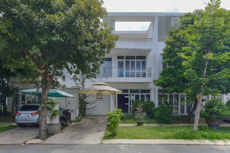 Mặt Tiền Bán biệt thự Villa Park 2 lầu, 4 phòng ngủ, sổ đỏ chính chủ , tiện ích nghỉ dưỡng hiện đại