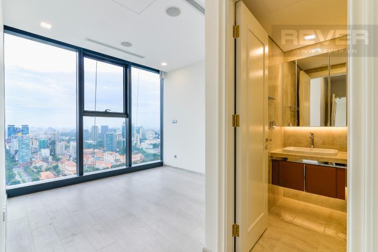 Phòng Ngủ 1 Căn hộ Vinhomes Golden River tầng cao, 2PN, tiện ích đa dạng
