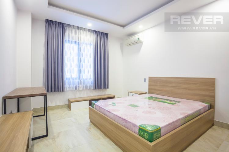 Phòng Ngủ Căn hộ dịch vụ 1 phòng ngủ 25m2 đường Điện Biên Phủ, Quận Bình Thạnh