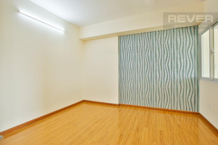 Phòng Ngủ Căn hộ Flora Fuji tầng trung diện tích 56m2 gồm 1 phòng ngủ, nội thất trống rỗng