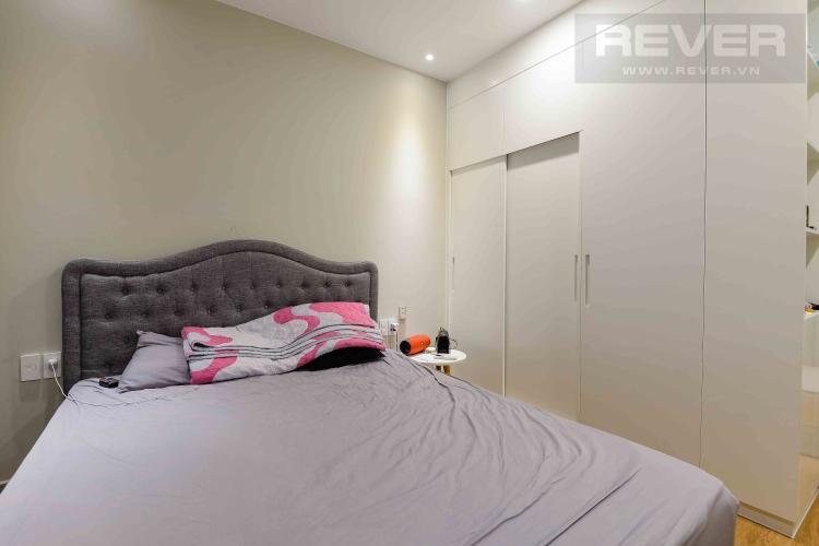 Phòng Ngủ 1 Bán căn hộ The Gold View tầng cao 2PN, đầy đủ nội thất, view sông thoáng đãng