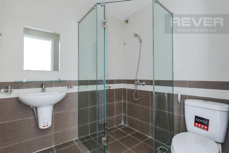 Phòng Tắm 1 Căn hộ The Park Residence 2 phòng ngủ tầng cao B4 nội thất cơ bản