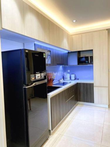 Căn hộ Masteri Millennium, quận 4 Căn hộ tầng trung Masteri Millennium nội thất đầy đủ hiện đại