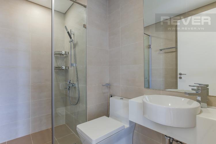 Phòng Tắm 2 Căn hộ Masteri Millennium tầng cao, view sông, 2PN nội thấy đầy đủ