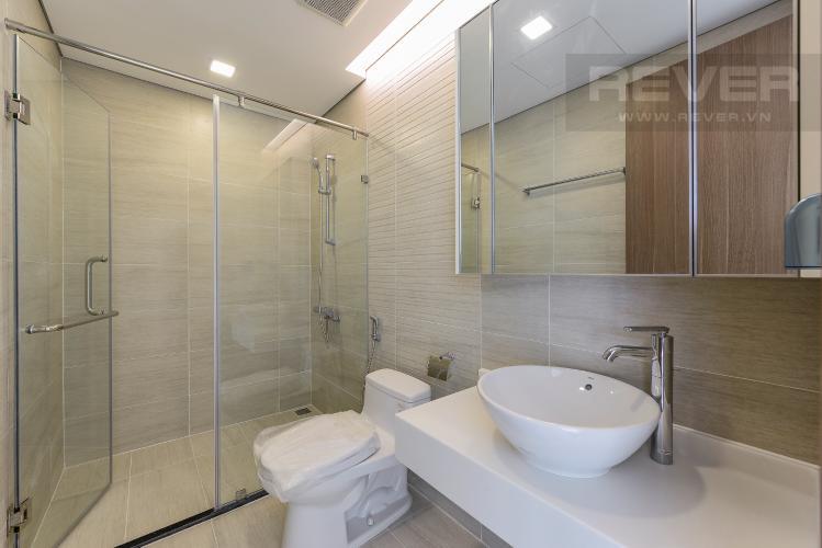 Phòng tắm Officetel Vinhomes Central Park 1 phòng ngủ tầng trung P7 hướng Đông Bắc