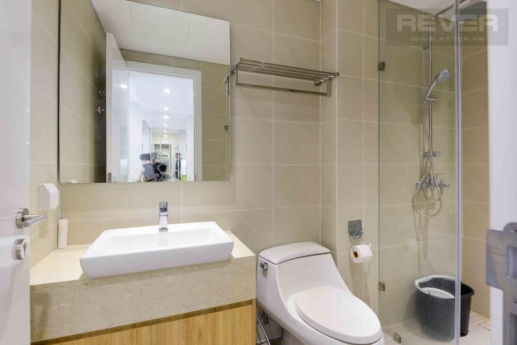 Toilet Cho thuê căn hộ Diamond Island - Đảo Kim Cương 1PN, tầng thấp, tháp Canary, đầy đủ nội thất