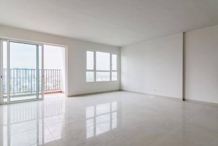 Căn góc Vista Verde 3 phòng ngủ tầng cao T1 mới bàn giao, view sông
