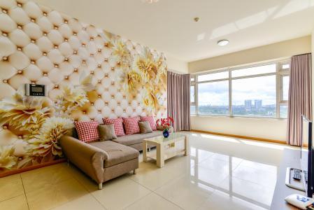 Cho thuê căn hộ Saigon Pearl 3PN đầy đủ nội thất