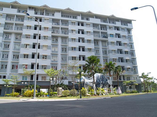 Ehome Đông Sài Gòn 2 Căn hộ Ehome Đông Sài Gòn 2 view hướng Đông Bắc Đông Nam mát mẻ.