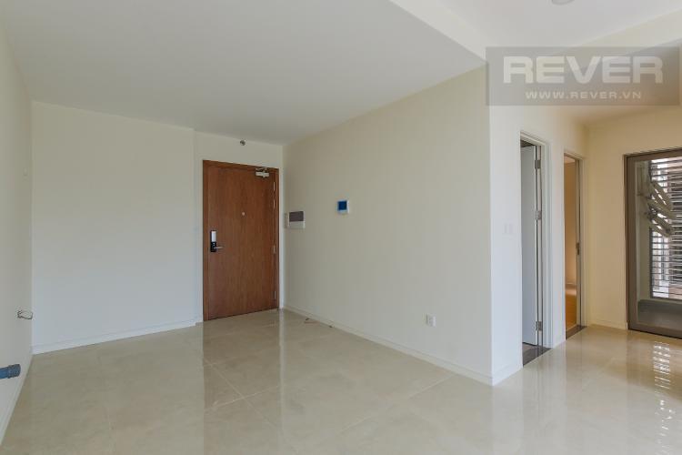 Phòng Bếp Căn hộ Masteri Millennium tầng cao, tháp A, 2 phòng ngủ, nội thất cơ bản