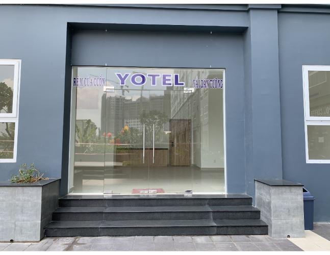 Cho thuê shophouse Saigon Gateway Quận 9, diện tích 70m2, nội thất cơ bản, cách Ngã 4 Thủ Đức 500m