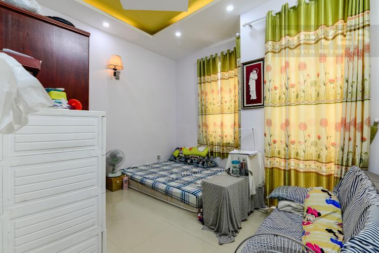 Phòng Ngủ Tầng 1 Cho thuê nhà phố 2 phòng ngủ hẻm 540 đường Cách Mạng Tháng 8, Quận 3, đầy đủ nội thất