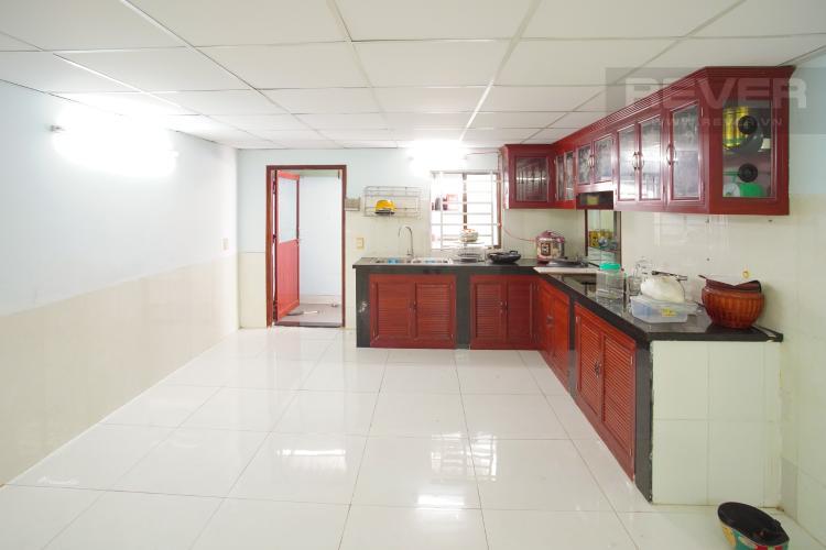 Phòng Bếp Tầng Trệt Cho thuê nhà phố 3 tầng, phường Bình An, Q2, diện tích đất 92m2, đường trước nhà 2 ô tô tránh nhau