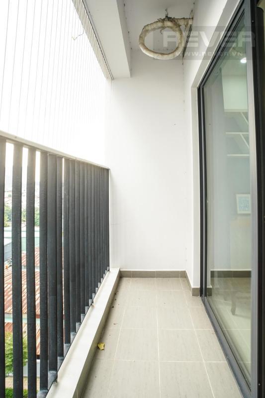 ban công phòng ngủ Cho thuê căn hộ M-One Nam Sài Gòn 3PN, tầng 9, tháp T1, đầy đủ nội thất, view thoáng