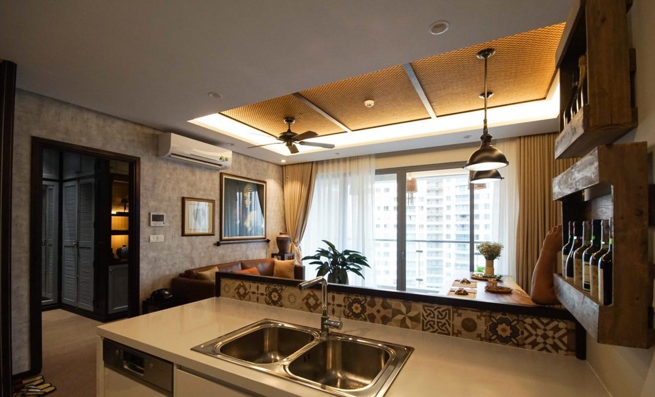BA2205 (6) Bán căn hộ Diamond Island - Đảo Kim Cương 2PN, tháp Bahamas, đầy đủ nội thất sang trọng, view hồ bơi