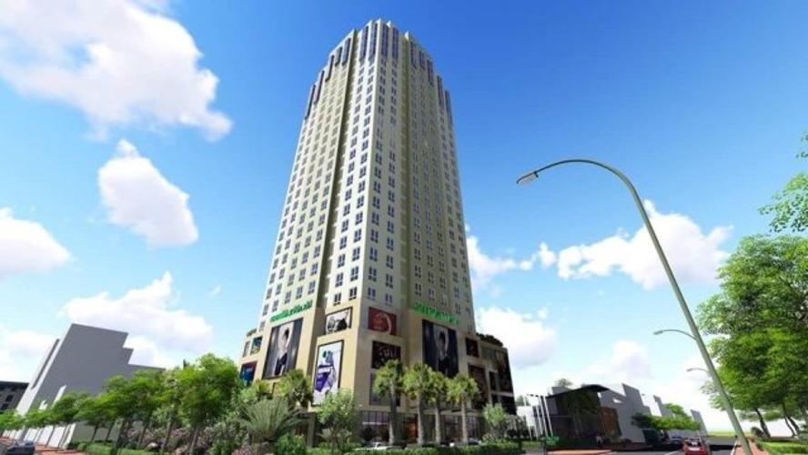 Remax Plaza, Quận 6 Căn hộ Remax Plaza tầng 5, view nội khu công viên mát mẻ.