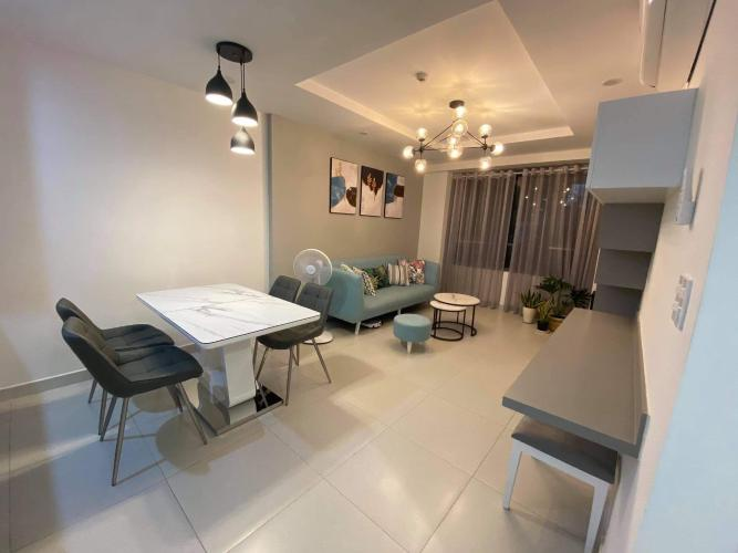Bán căn hộ 2 phòng ngủ The Gold View tầng trung, diện tích 70.6m2, đầy đủ nội thất